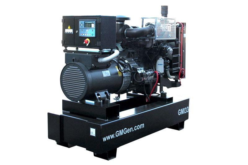 дизельная электростанция gmgen gmi33