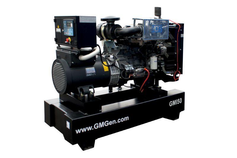 дизельная электростанция gmgen gmi50