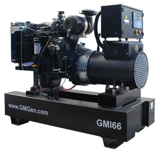 дизельная электростанция gmgen gmi66