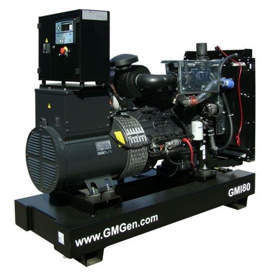 дизельная электростанция gmgen gmi80