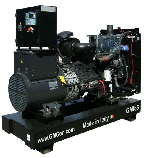 дизельная электростанция gmgen gmi88