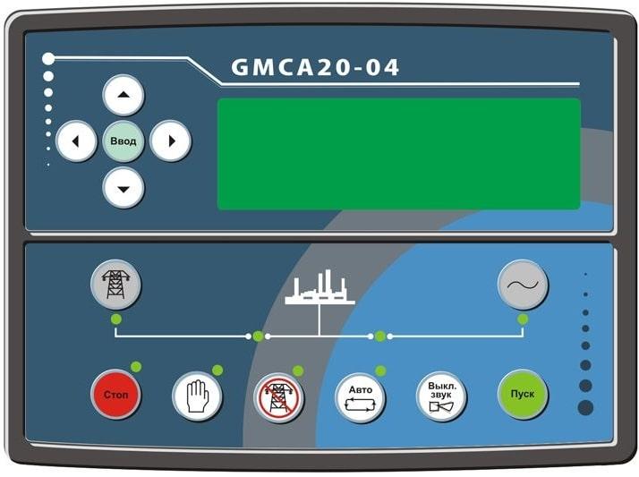 Дизельная электростанция Gmgen Gmj130