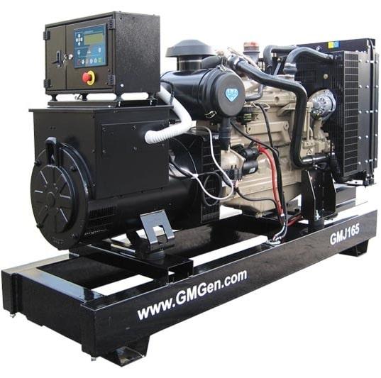 дизельная электростанция gmgen gmj165