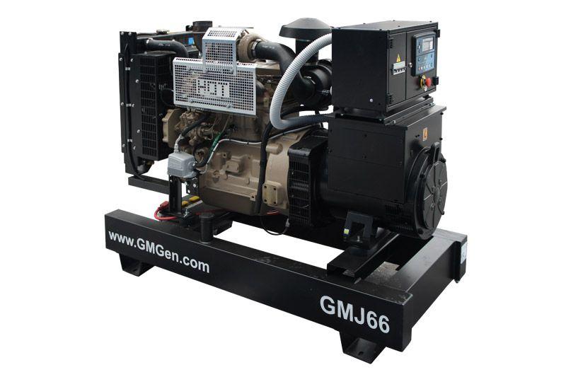 дизельная электростанция gmgen gmj66