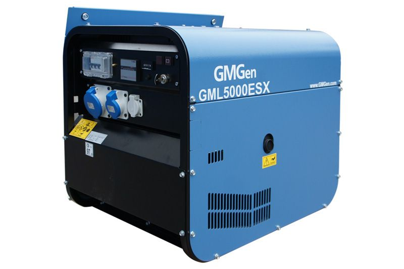 дизельная электростанция gmgen gml5000esx