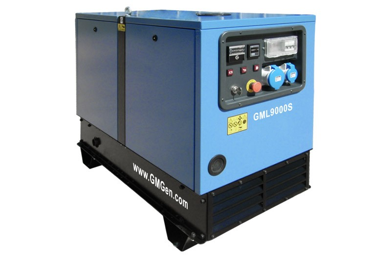 дизельная электростанция gmgen gml9000s