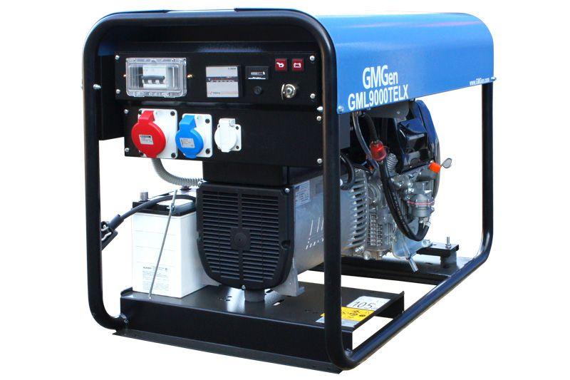 дизельная электростанция gmgen gml9000telx