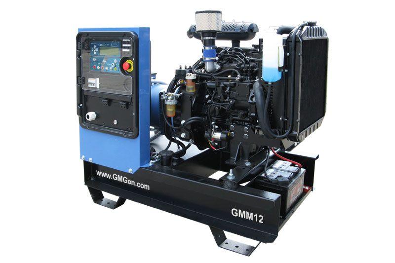 дизельная электростанция gmgen gmm12