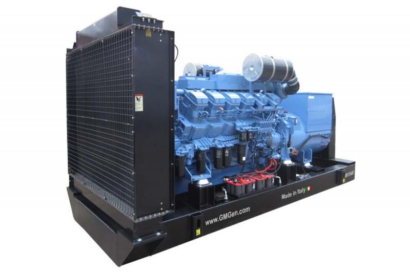 дизельная электростанция gmgen gmm1540