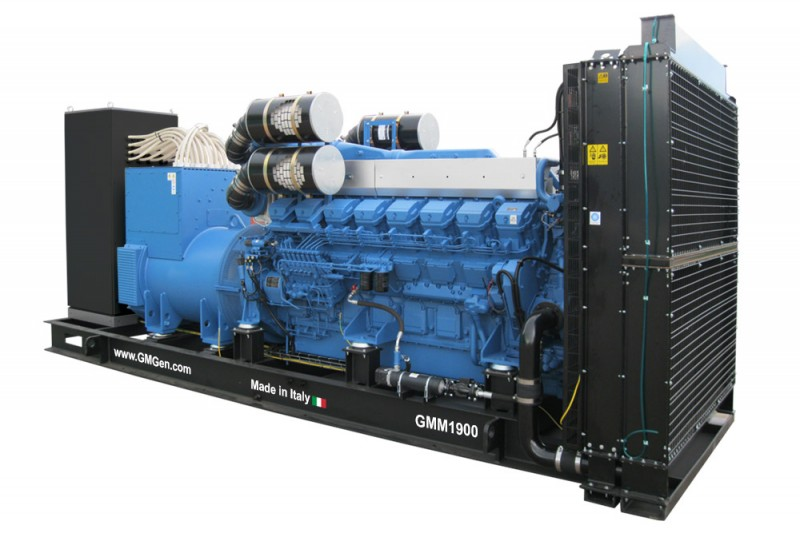 дизельная электростанция gmgen gmm1900