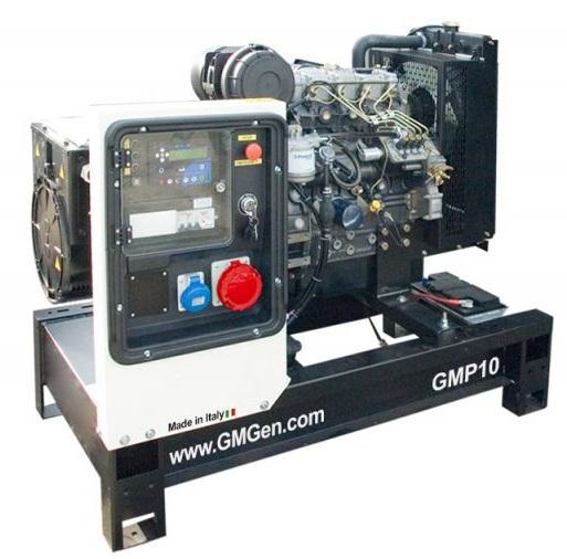 дизельная электростанция gmgen gmp10
