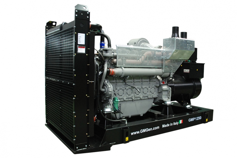 дизельная электростанция gmgen gmp1250