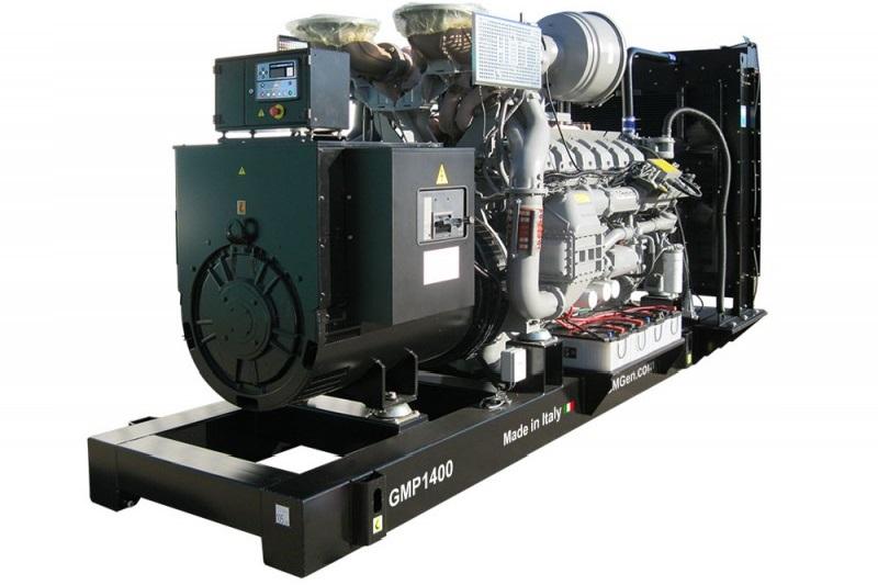 дизельная электростанция gmgen gmp1400