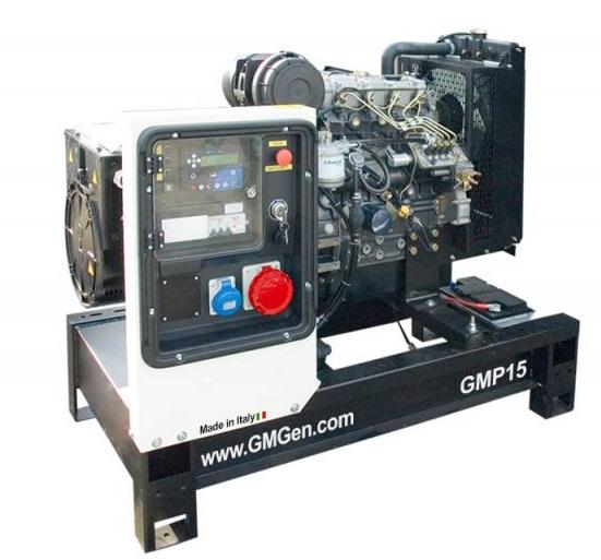 дизельная электростанция gmgen gmp15