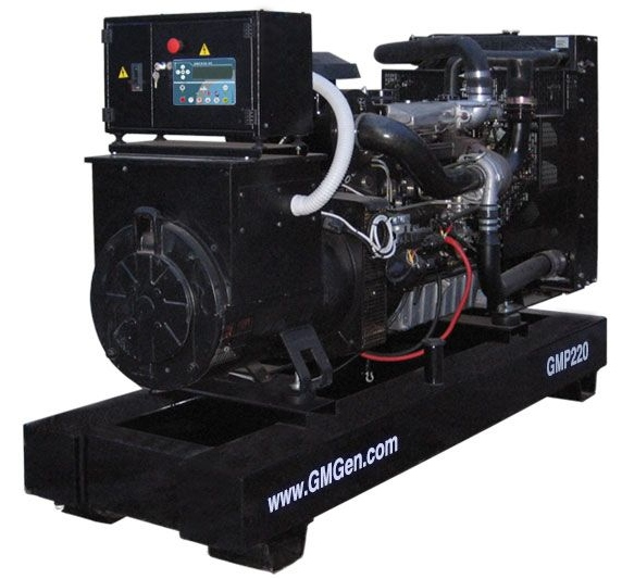 дизельная электростанция gmgen gmp220