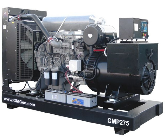 дизельная электростанция gmgen gmp275
