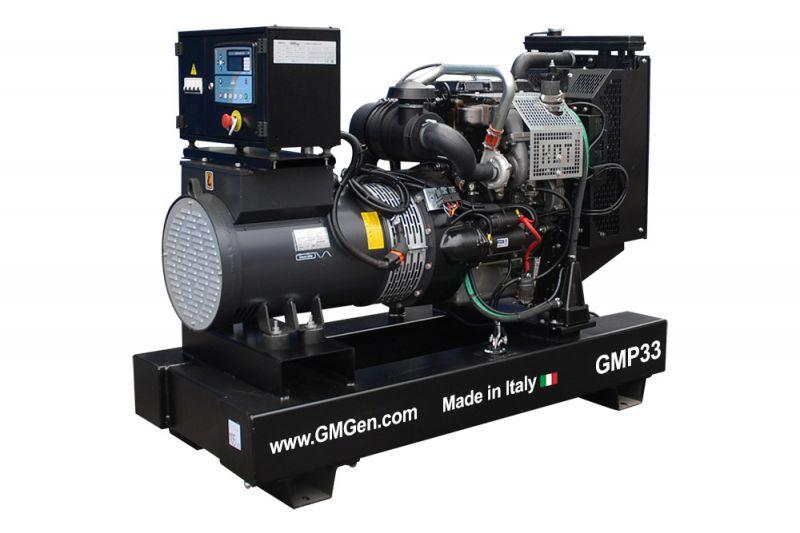 дизельная электростанция gmgen gmp33