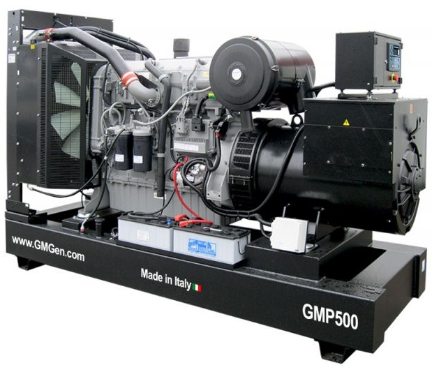 дизельная электростанция gmgen gmp500