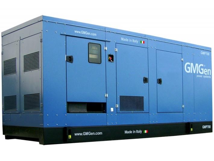 дизельная электростанция gmgen gmp700