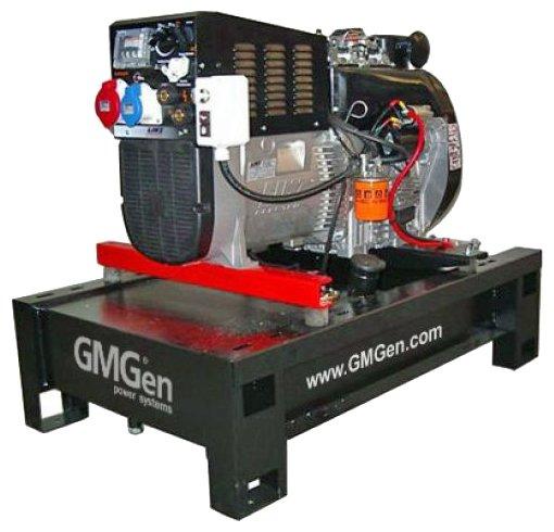 дизельная электростанция gmgen gmsd210lte