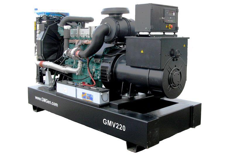 дизельная электростанция gmgen gmv220