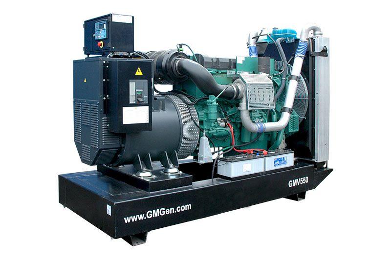 дизельная электростанция gmgen gmv550