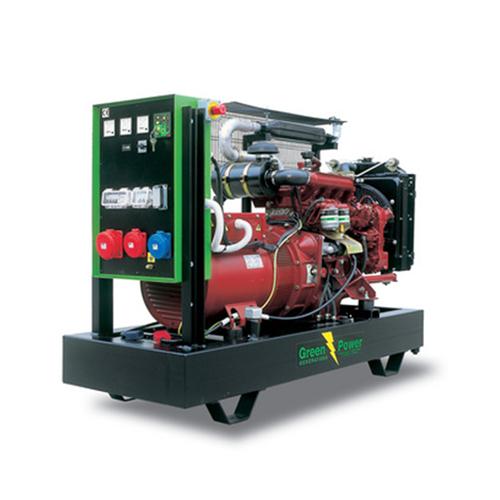 Дизельная электростанция Green power Gp 80 a/j