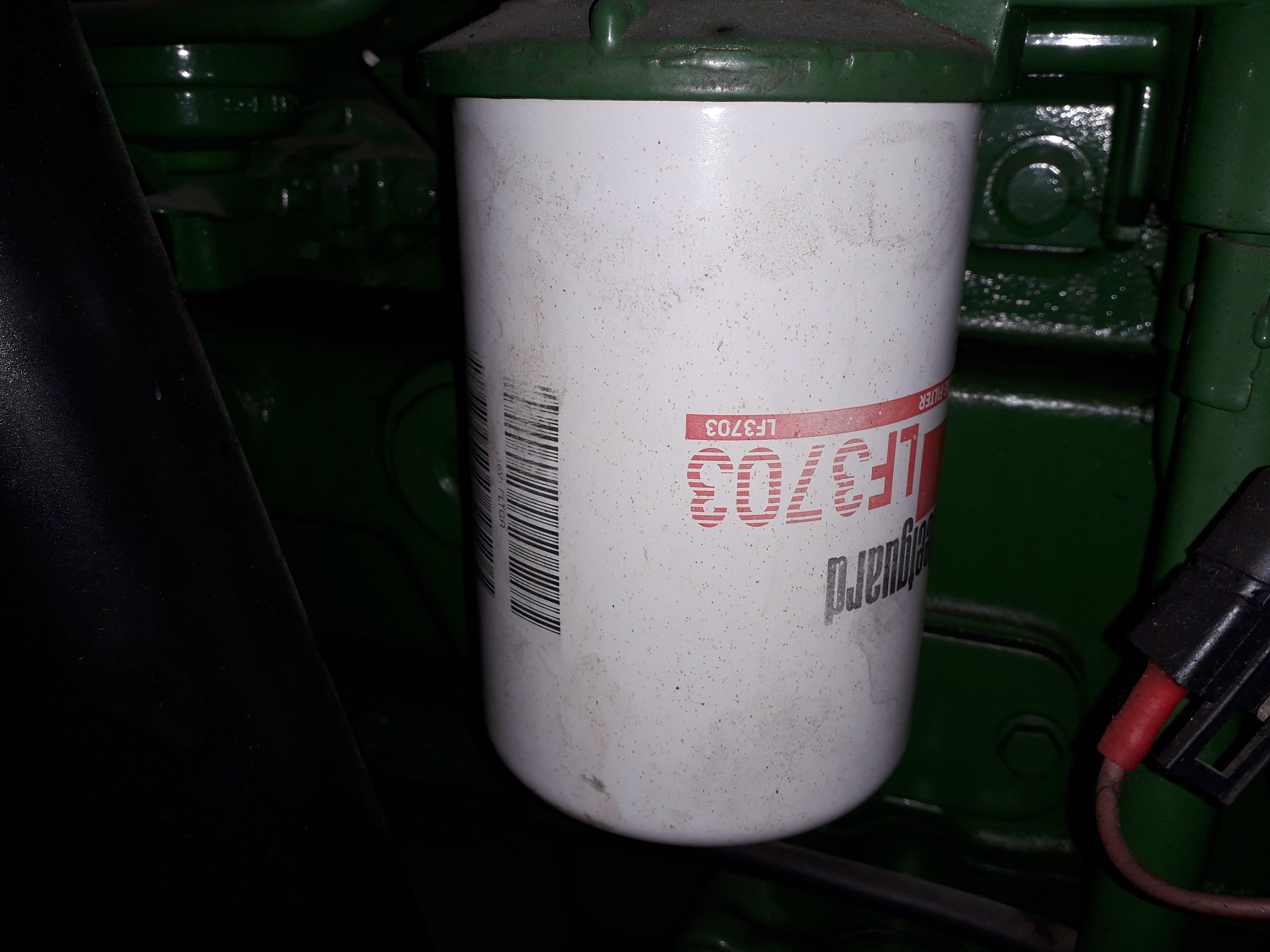 фильтр масляный fleetguard lf3703