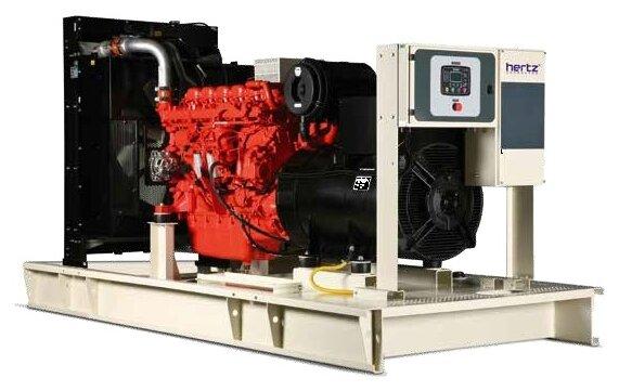 дизельная электростанция hertz hg410sm