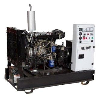 дизельная электростанция hiltt hd30e3