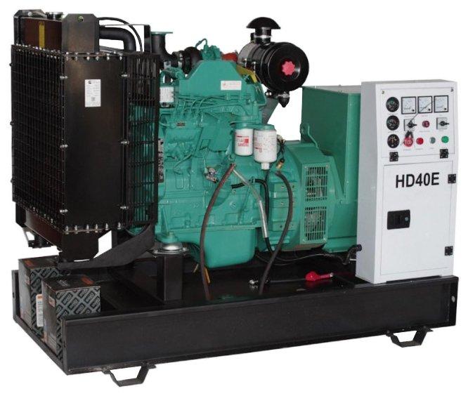 дизельная электростанция hiltt hd40e3cum