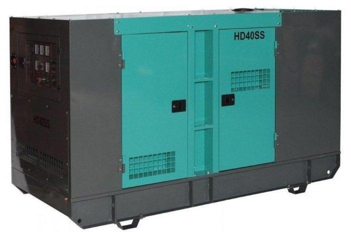 дизельная электростанция hiltt hd40ss3cum
