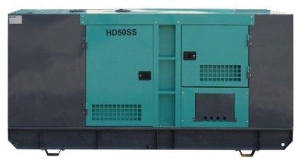дизельная электростанция hiltt hd50ss3