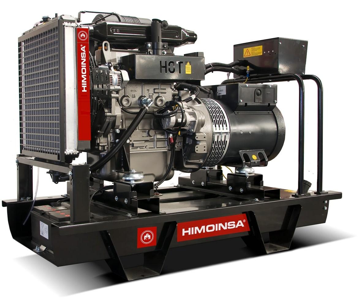 дизельная электростанция himoinsa hyw-35 t5