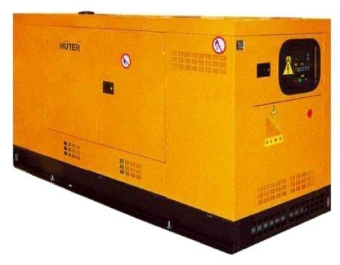 дизельная электростанция huter d-30c