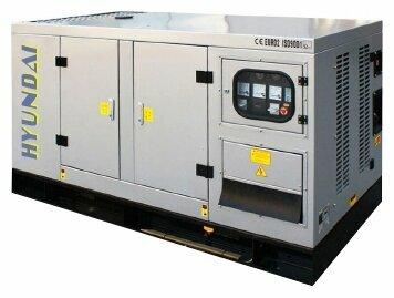 дизельная электростанция hyundai dhy-11 ksem