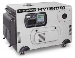 дизельная электростанция hyundai dhy 12000se