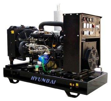 дизельная электростанция hyundai dhy-13 kem