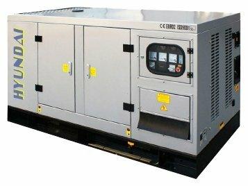 дизельная электростанция hyundai dhy-13 ksem