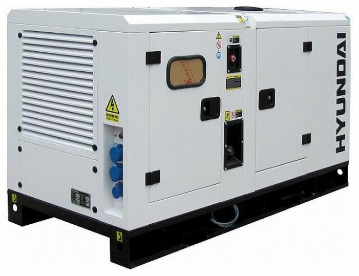 дизельная электростанция hyundai dhy-14 kse