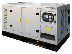 дизельная электростанция hyundai dhy30kse