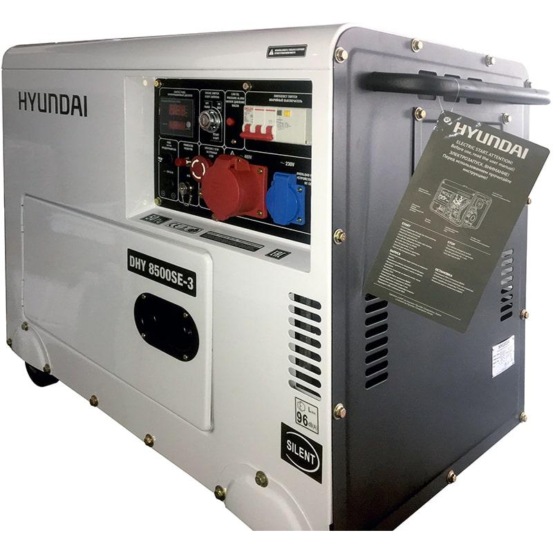 дизельная электростанция hyundai dhy 8500se-3