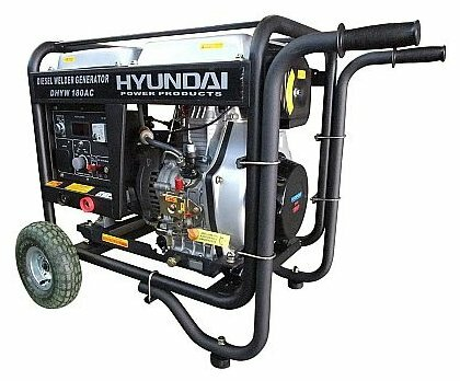 дизельная электростанция hyundai dhyw180ac