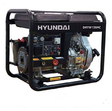 дизельная электростанция hyundai dhyw190ac