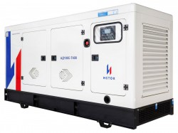дизельная электростанция исток ад100с-т400-рпм25(е)