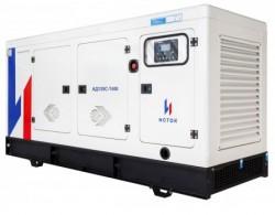 дизельная электростанция исток ад120с-т400-рпм25(е)