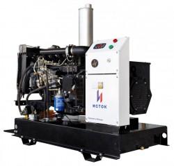 дизельная электростанция исток ад16с-т400-рм12(е)