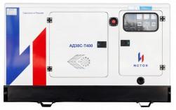 дизельная электростанция исток ад30с-т400-рпм21(е)