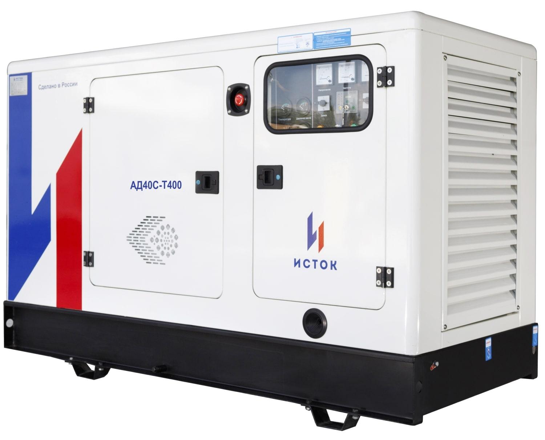 дизельная электростанция исток ад40с-т400-рпм25