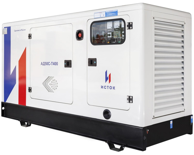дизельная электростанция исток ад50с-т400-рпм25